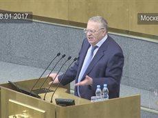 Жириновский против 282 в поддержку Дёмушкина (2017)