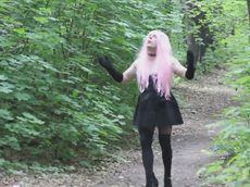 LOLITA STYLE (part 2 Lolita in the woods).mp4