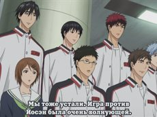 Баскетбол Куроко ТВ-3 / Kuroko no Basket 3 (25/25) [RUS/SUB]
