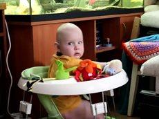 Смешные дети боятся игрушек. Приколы с детьми / Best Of Funny Babies Scared Of Toys Compilation