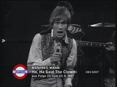 Manfred Mann - Ha, Ha, Said The Clown (1967) HD 0815007.mp4