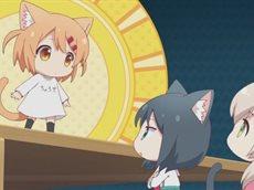 [4+] 7 серия |Кошачьи дни |Nyanko Days | [Amazing Dubbing]