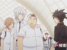 UQ Holder!: Mahou Sensei Negima! 2 8 серия русская озвучка Shoker / Хранитель вечности 08