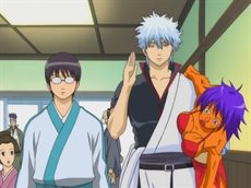 Гинтама [ТВ] / Gintama [TV] [201/201] (RUS)