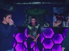 Universe Beatbox Battle. Kirill vs SpoiltFX