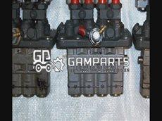 Ремкомплект ТНВД ( плунжер+ клапан) Kubota v2403 детальный обзор